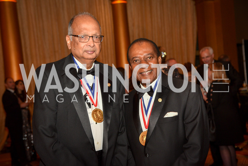 Dr. Arogyaswami Paulraj, Dr. Victor Lawrence National Inventors Hall of Fame, Induction at the National Building Museum, May 3, 2018-9100.JPG