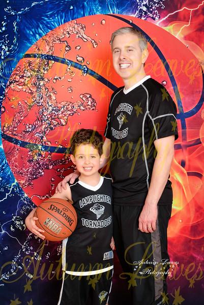 KB Lamplighter Tornadoes - TNYMCA Basketball