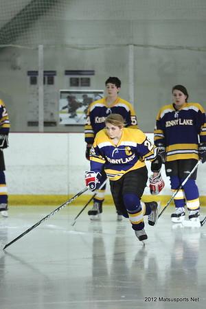 Kenny Lake Vs. Delta - State 2-11-2012