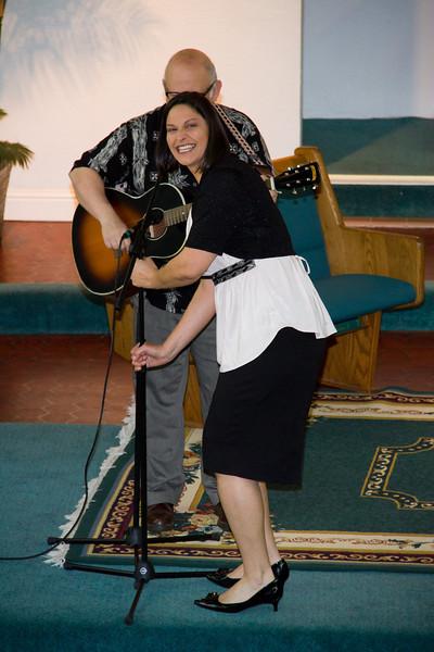 Jessica Richmond Ordination 2013