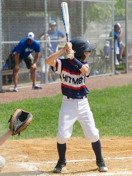 8U Hitmen Baseball I