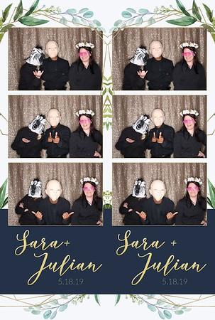 Sara and Julian