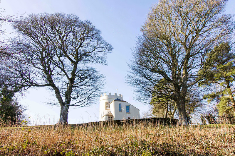 The Kymin Round House & Naval Temple at Monmouth 74