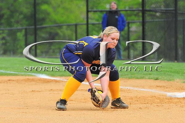 5-14-2013 Loudoun County at Woodgrove Softball