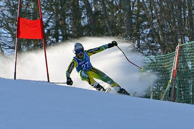 Dec 10-11 Norway J123 Men GS 2nd run