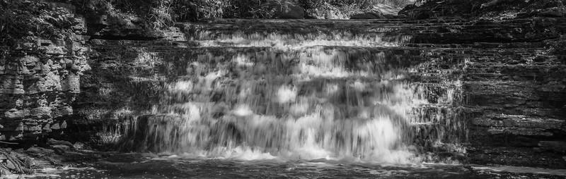 Blackhawk Waterfall, Elgin