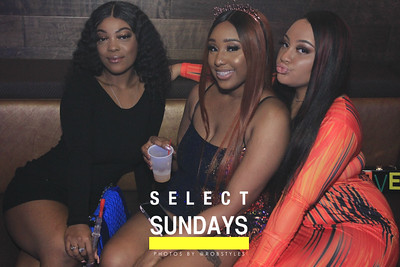 LIV Select Sunday JAN 12th