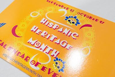 2018 Hispanic Heritage Month - Post Event