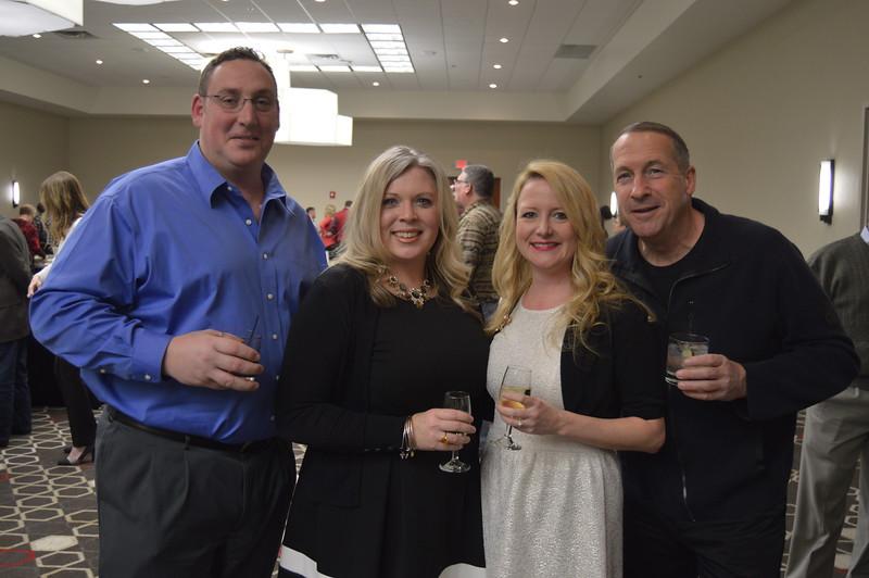Jon Fitzgerald, Courtney Fitzgerald (board members), Heather Hays (board members), Ed Wheeler.JPG