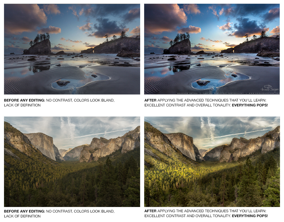 Photoshop For Photographers Howard Snyder Fine Art Photography