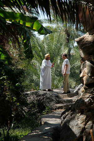 Misfat al Abryeen, Oman