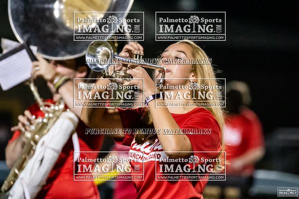 Gilbert Indian Marching Band @ Homecoming