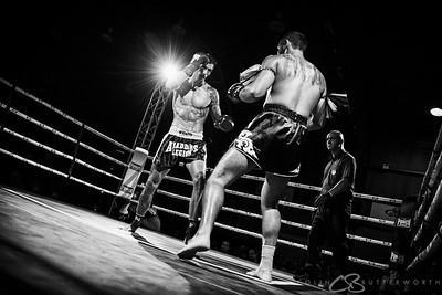 Fight 10 - Shaun Vella v Cody Thorp