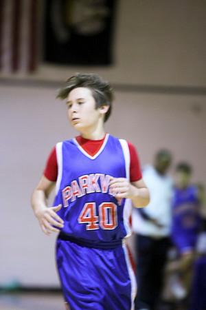 PBS 8th Grade Basketball 01-06-11