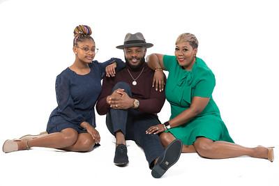 Hamilton's Family & Xmas Shoot