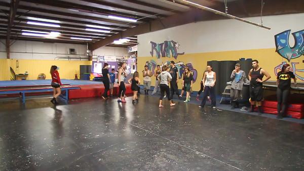 Video Natalie Gilmore Las Cruces Master Classes 2012