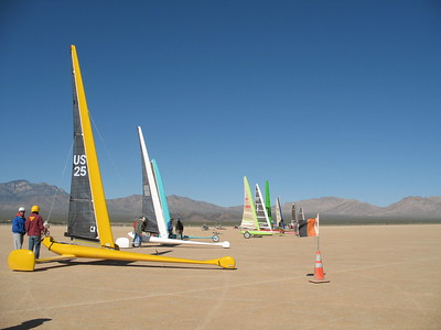 Nalsa Boats at Ivanpah 2009