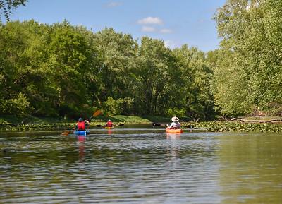 Wallkill River w/Jag's - May 25, 2020