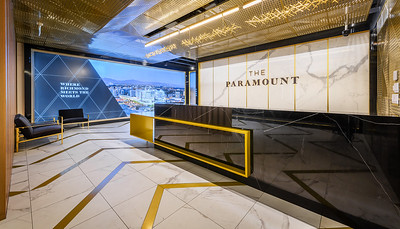 Multi Res + Sales Center - Award of Excellence - The Paramount