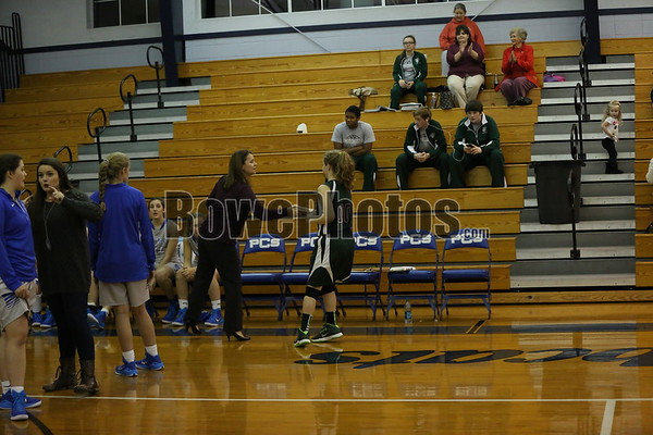 PCS vs Lamar girls varsity basketball