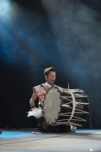Performance von Takuya Taniguchi auf der AniNite 2018