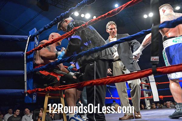 Bout 7 Brian Minto, Butler, PA vs Matt Hicks, Ft. Lauderdale, FL