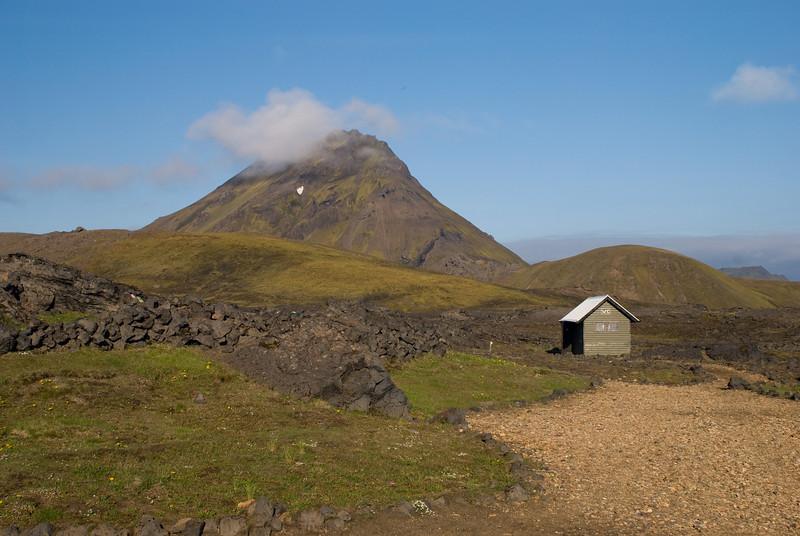 Stóra-Súla og snyrtinging við Hvanngil