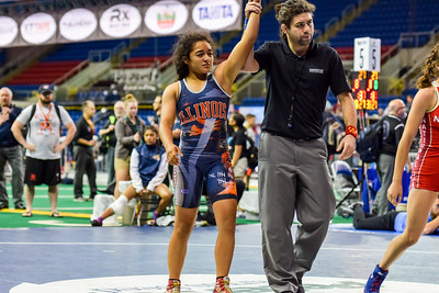 Women's National Duals