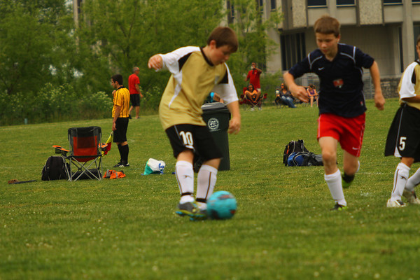 KV Eagles vs WVSC Lightning @ 2012 Bluegrass Invitational Soccer Tournament