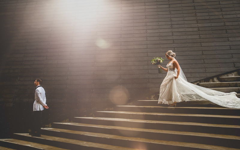 Mr. & Mrs. Glodich l A Windows on the River Wedding