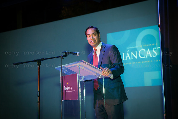 October 04, 2013 with Julian Castro