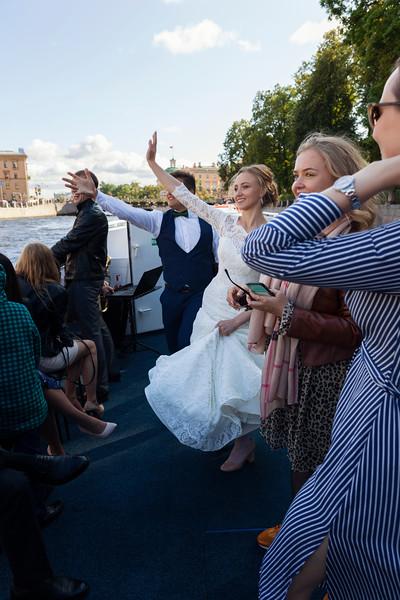 Roman & Natalya Wedding. Saint Petersburg, 2019.