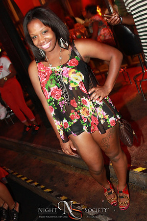 EyeCandy Beach Party Edition at The Loft 07-27-2012