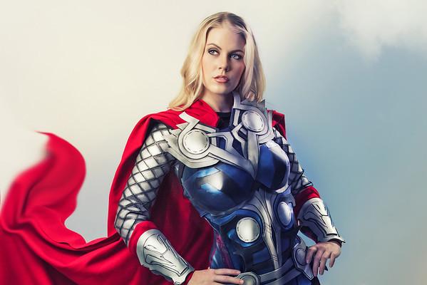 Thor - Genevieve Marie