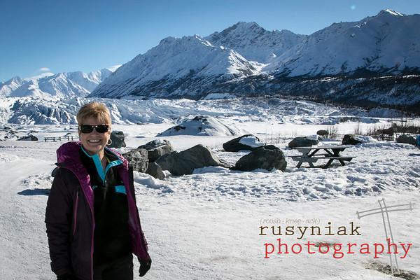 Mantanuska Glacier Trip -