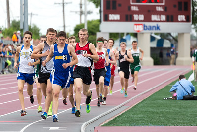 2013 Track State Finals