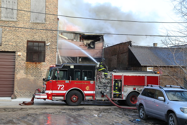 2019-02-24 CHICAGO FIRE 2-11 ALARM FIRE 8820 S COMMERCIAL