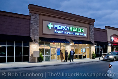 Mercy Avon Health Center Opening 2019