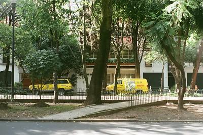 Mexico City Fall 2018