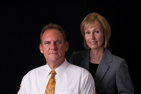Rep. and Mrs. J.Kevin Pearson