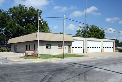 COULTERVILLE FIRE DEPARTMENT
