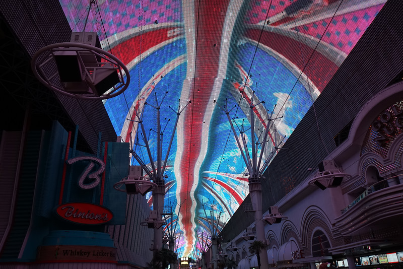 Freemont Street Experience