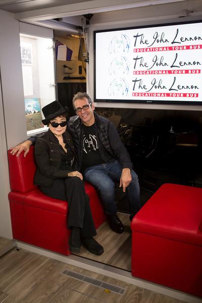 2013_10_15, Berlin, Germany, DE, Premiere, John Lennon Gymnasium, JLETB, eu.lb.org, Video Premiere, Brian Rothschild, Yoko Ono