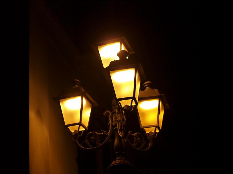 Night Walking in Trani...