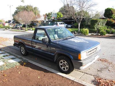 1989 Mazda B2200 $1500