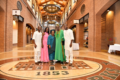 Dr. Folarin Olubowale's 60th Birthday Bash