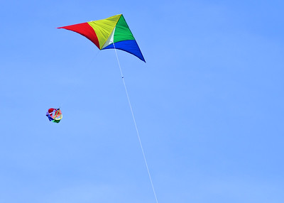 Kite Day at North Minneapolis