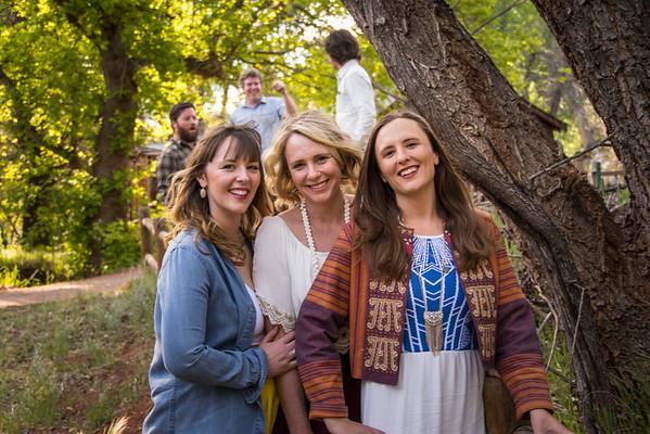 Lauren Scharf Family