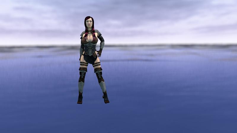 Water World Armor