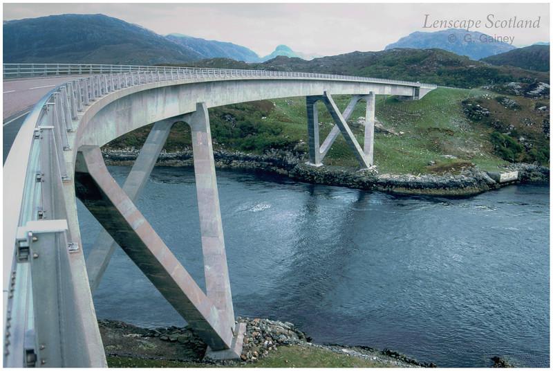 Kylesku Bridge (taken 1989)